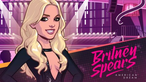 Britney Spears-based app is similar to other related games