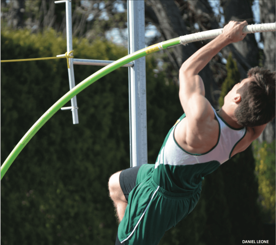 Junior leaps to new heights