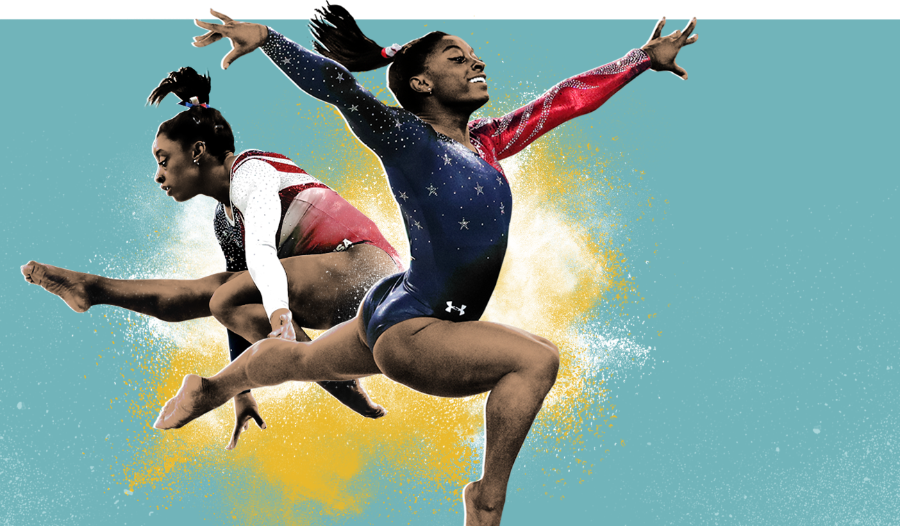 With a summer to remember, Simone Biles looks to keep on inspiring both on and off the mat.
