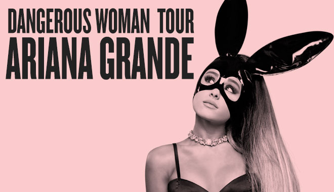 Pop+singer+Ariana+Grande+will+perform+at+Madison+Square+Garden+on+Feb.+24.