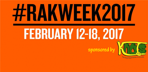 KNOTS sponsors second-ever RAKWEEK