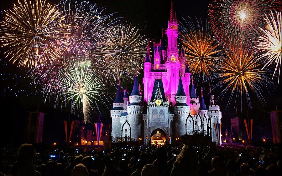 The students leave on Thursday and stay till Sunday in Florida's Disneyland.