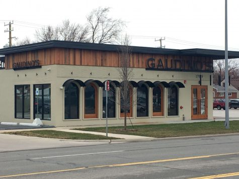 Gaudino's serves classic Italian dishes at a high price