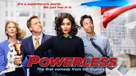 'Powerless' holds potential