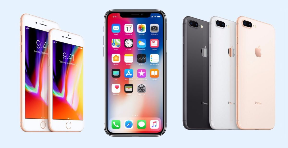 The iPhone 8 and the iPhone 8 plus are expected to make their debut on Sept. 22. The iPhone X is expected to come out on Nov. 3.