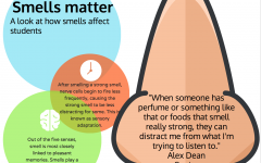 Strong smells affect students, teachers negatively