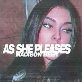 Madison Beer writes her name in cement on new album