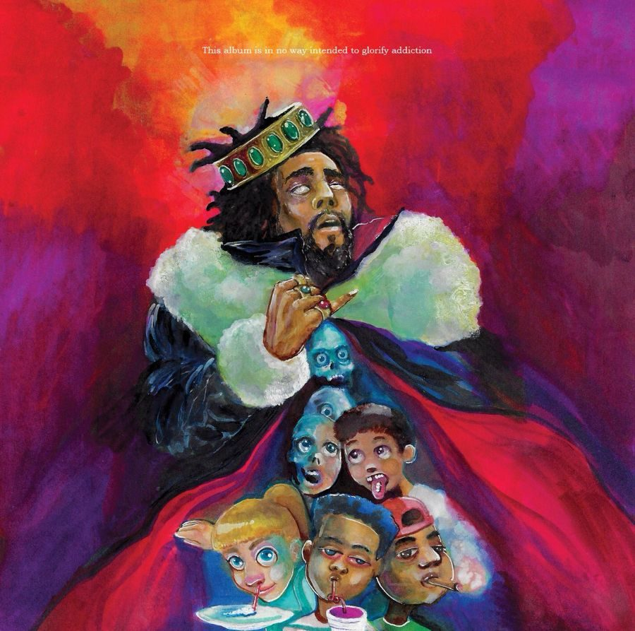 J. cole drops new heat with new album