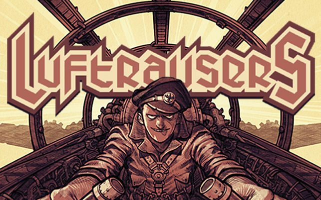 "Chaotic aerial combat empowers ""Luftrausers"""