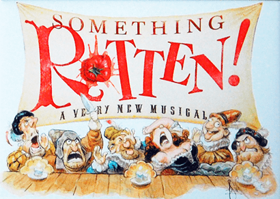 """Something Rotten!"" is anything but rotten"