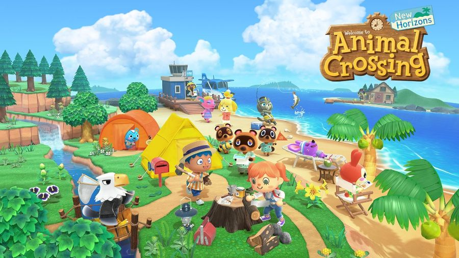 """Animal Crossing: New Horizons"" a personal island getaway"