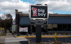 """After the fire, Big Boy made major updates to the inside and outside of the building. """"It's almost symbolic in a sense - reopening in the midst of the pandemic is like being reborn by fire, which is how I think it will feel when we finally get to return to our North home,"""" social studies teacher Mr. McCarroll said."""