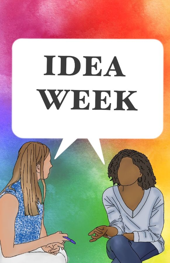 "North's first IDEA Week was a hit, but this is just the beginning, according to teacher and social justice league advisor, Nicole Sturgeon. ""I think that a lot of people think that when you do an event like this, it"