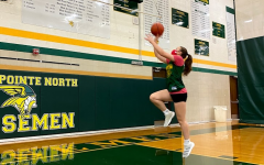 """With another set back, North athletes work hard to stay safe in hope that their season will start soon. """"Currently, there is not a plan to cancel winter sports, but guidelines and requirements are ever changing,"""" athletic director Michelle Davis said."""